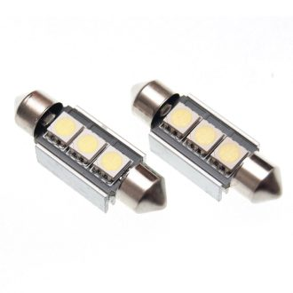 37mm spollampa 3SMD