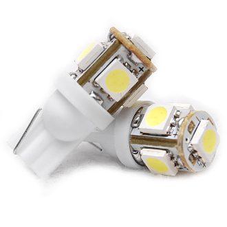 T10 LED 5xSMD