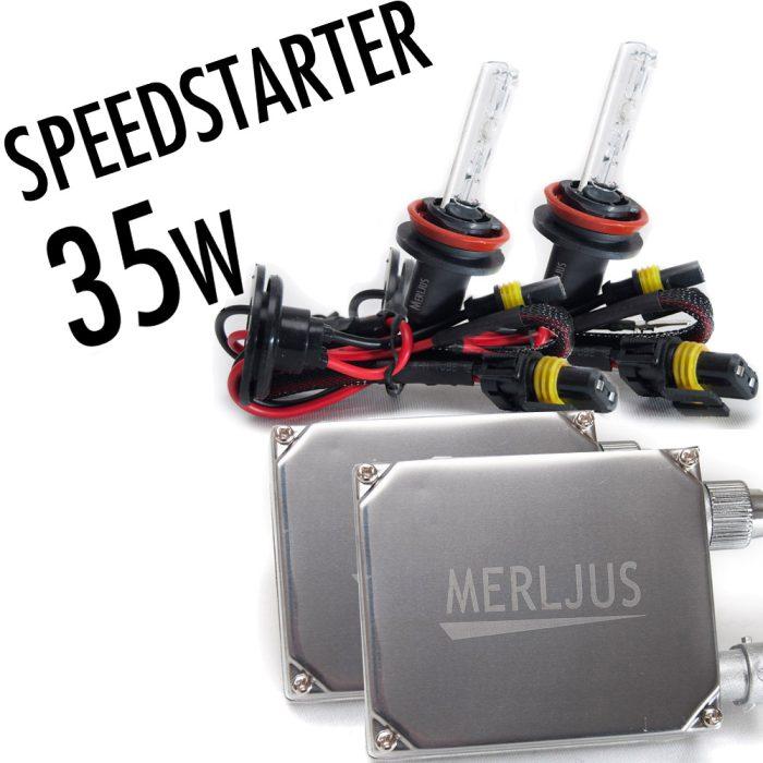 35 Watt xenonkitt speedstarter