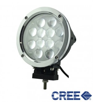 60w Cree 180mm LED extraljus